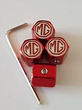 MG White Top Rosso anti furto Polvere Tappi Valvola limitata tutti i modelli MG3 GS