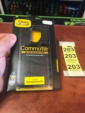 "Otterbox Commuter Series -fits- Samsung Galaxy S9+  ""6.2 inch"" New In Box Black"