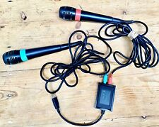 Singstar Microphones For Sony Playstation. USB Converter