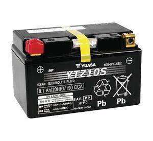Yuasa - YUAM7210A -  Maintenance Free Battery, YTZ10S