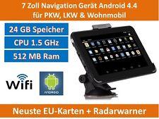 Elebest 17,8cm 7 Zoll,PKW,GPS,Navigationsgerät,LKW,Wohnmobil,TMC,AV-IN,WIFI,NEU
