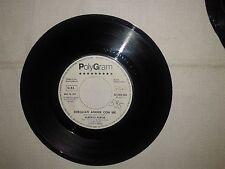 "Alberto Fortis / Jo Squillo & Kaos –Disco Vinile 45 Giri 7"" Ed. Promo Juke Box"