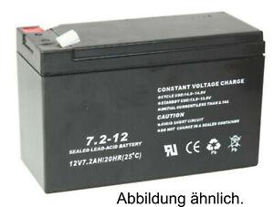 IBIZA PORT15VHF-BT PORT15UHF-BT Ersatzakku Batterie NEU