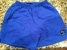 Bellwether Biking Cycling Women's Elastic Shorts Blue Size Medium