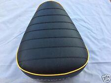 HONDA CT90 K1-K3 1969-1971 Brand New Custom SEAT with *Yellow Piping*