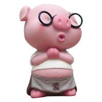 Cute Pig Piggy Bank Child Money Box Saving Cash Coin Money Box Children Toy R7W5