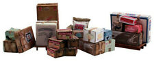 Woodland Scenics HO Scale Scenic Accents Detail Set - Misc. Freight Boxes/Crates