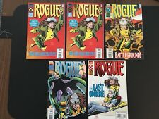 """Rogue #""""s 1-4, 1 (Marvel, 1995 1st Series) Complete Series - High Grade NM"""