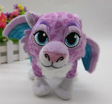Disney Store MINGO Mini Bean Bag Plush Elena of Avalor Pink Baby Jaquin Jaguar