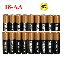 (18 Pack) Duracell AA 1.5v CopperTop Alkaline Batteries (Exp 2027)