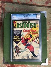 Tales To Astonish #52 CGC 6.5  OW / W  1st SA Black Knight Eternals Movie