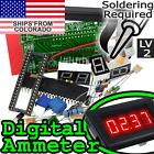 EQKIT® ICL7107 Digital Ammeter (0~2amp) [SOLDERING REQUIRED] DIY Kit