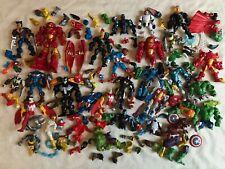 Large Job Lot Bundle of Hero Mashers Marvel Star Wars Transformers Jurassic