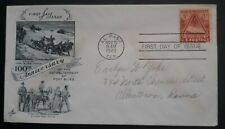 USA  First day Cover issue 1948*..""