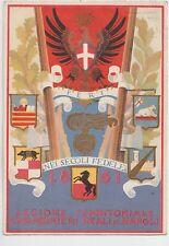 ITALIA 1937 FASCISMO PROPAGANDA LEGIONE TERRITORIALE CARABINIERI REALI NAPOLI