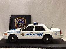 1/18 PUERTO RICO POLICE: FORD CROWN/ VIC. DECALS ONE SET ONLY. NEW !