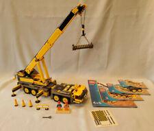 LEGO City Town #7249 XXL Mobile Crane - Complete, Retired, Construction, No Box