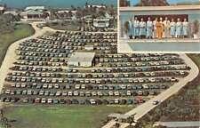 Daytona Beach Florida Drive In Christian Church Vintage Postcard K91125