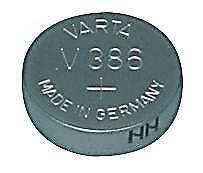 V 105 mAh (Varta-V386) Varta V386 watch battery 1.55