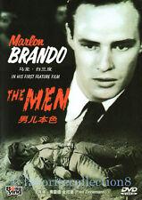 The Men (1950) - Marlon Brando, Teresa Wright, Everett Sloane - DVD NEW
