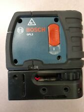 Bosch Gpl3 Three Point Self Leveling Alignment Laser