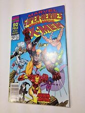 Marvel Super-Heroes Winter Special (1991) 1st Squirrel Girl appearance X-Men