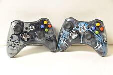 Official Microsoft xbox 360 Wireless Controller Halo 4 Edition Controller Set