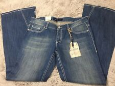Anchor Blue Twister Violet Size 11 Denim Blue Jeans With Tags