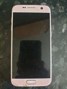 Samsung Galaxy S7 32GB - Pink Gold (Unlocked)
