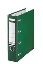 Leitz Plastik-doppelordner für 2 X A5 quer 75 Mm grün
