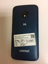 Motorola Moto E5 Play - 16GB - Blue- Cricket