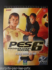 GUIDE STRATEGIQUE Officiel  PES 06 - PS2 - XBOX360 - PC