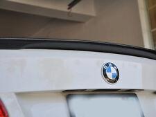 Carbon BMW E92 Trunk Deck Lip Spoiler P Type 2D 328i 335i M3 2007-2011