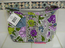 Vera Bradley SOPHIE in WATERCOLOR Small Purse / Bag With Handle FREE SHIP