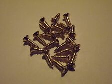 GOLD COLOR Pick guard screws GOLD pick guard screw 20 pieces SRV Fender Strat