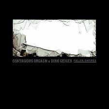CONTAGIOUS ORGASM + DIRK GEIGER Fallen Empires CD 2013 ant-zen