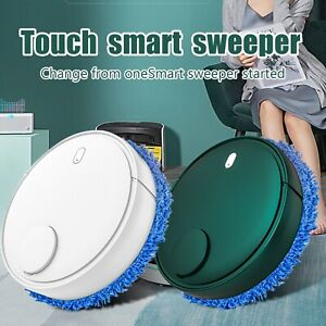 Home Intelligent Silent Mopping Robot Lazy Wet And Dry Mopping Sweeping Machine
