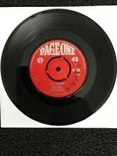 "Judi Scott - Billy Sunshine 7"" Vinyl Page One POF 066 (1968) EX Northern Soul"