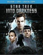 Star Trek Into Darkness 0032429137302 With Chris Pine Blu-ray Region a