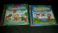 Kindergarten und mitmachlieder kinderlieder cd paket