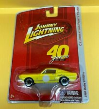 Johnny Lightning 40 Years 1968 Shelby GT-500 - Yellow