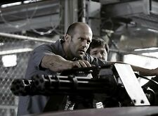 PHOTO COURSE A LA MORT -  JASON STATHAM - 11X15 CM # 1