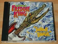 Little Freddie King - Swamp Boogie - Original 1995 Orleans Records CD