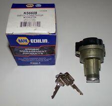 NAPA KS6608 Ignition Lock & Cylinder Switch With Keys Fits GM & Chevrolet - NEW