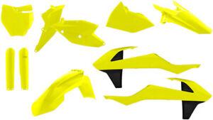 ACERBIS Yellow Plastic Kit for 2016-2018 KTM 125 150 250 300 350 450 SX/F XC/F