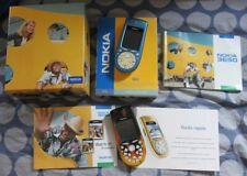 Lotto due telefoni cellulari Nokia 3650 e scatola/manuale originale da collezion