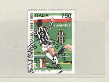Q7466 - ITALIA 1995 - CALCIO JUVENTUS N. 2171 - MAZZETTA DA 20 - VEDI FOTO