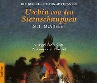 Urchin von den Sternschnuppen. 5 CDs von Margaret McAlli... | Buch | Zustand gut