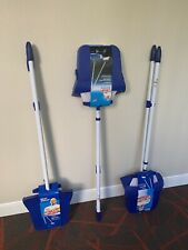 Mr. Clean Neat Sweep - Pack of 3 - White & Blue, Metal & Plastic - Butler 441361