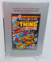 The THING Marvel Two-In-One Volume 2 Marvel Masterworks HC Hard Cover New Sealed